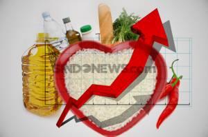 Tenang Ya Bunda, Stok dan Harga Bahan Pokok Dijamin Stabil Selama PPKM Level 4