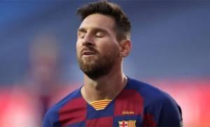 Resmi! Lionel Messi Tak Perpanjang Kontrak dengan Barcelona