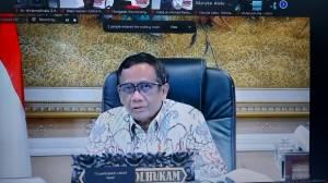 Dialog dengan Rektor PTN/PTS se-Indonesia, Mahfud MD: Pemerintah Tidak Alergi Terhadap Kritik