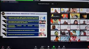 Rektor PTN/PTS ke Menko Polhukam: Pemerintah Perlu Benahi Komunikasi Publik Covid-19