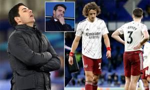 Nestapa Arsenal Cuma Jadi Penonton di Liga Champions dan Europa