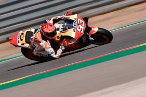 Nikmati Persaingan MotoGP 2021, Marc Marquez Belum Ingin Lakukan Operasi Keempat