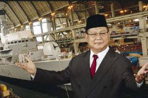 Prabowo Bawa Pulang Kapal Perang Frigate Arrowhead 140 Diyakini Bikin China Gemetar