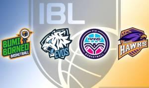 Raffi Ahmad Target RANS PIK Basketball Tembus Top 6, Ini Profil 4 Tim Baru IBL 2022