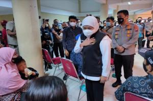 Gelar Vaksinasi untuk Tunawisma, Polda Jatim Siapkan 900 Dosis Vaksin