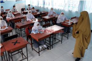 Lakukan PTM Sebelum Diizin, Beberapa Sekolah di Sleman Ditegur