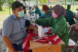 TNI AL - MNC Peduli Gelar Vaksinasi, Sasar Ribuan Pelajar di Bantul