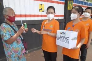 MNC Peduli Dukung Relawan Edukasi Warga Patuhi Prokes di Simpang Lima Semarang