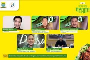 Pandemi Melanda, Penjual Mamin di Bandung Marak Bergabung ke Platform Digital