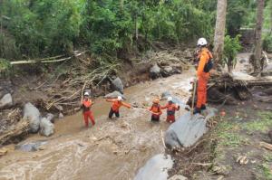 Pencarian Satu Korban Banjir Bandang di Minahasa Tenggara Dihentikan
