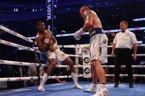 Dikalahkan Usyk Jadi Kekalahan Terburuk Anthony Joshua, Dillian Whyte: Dia Menjadi Pemalu di Ring