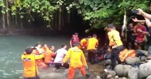 Wisatawan Asal Cilegon yang Hilang di Sungai Curug Ditemukan Tewas