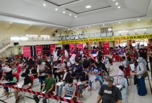 Dukung PTM Terbatas, 70 Ribu Siswa SMA/SMK di Bandung-Cimahi Tuntas Divaksin