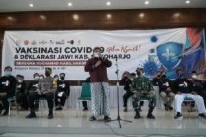 Jawara Indonesia Terbentuk, Gus Nabil: Ruang Silaturahmi Pesilat Indonesia