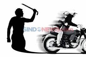 Wartawan di Bandar Lampung Ditodong Senpi dan Sepeda Motornya Dirampas