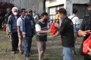 Bantu Warga Terdampak Covid-19, Sahabat Ganjar Susuri Tanah Sunda