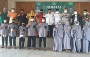 Peringati HSN, Ratusan Santri dari Berbagai Ponpes di Bandung Barat Deklarasikan Kusnu