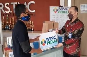 Bantu Tangani COVID-19, MNC Peduli Salurkan APD Ke RS TMC Tasikmalaya