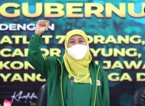 Jawa Timur Gagal Raih Juara Umum di PON XX Papua 2021, Ini Tanggapan Gubernur Khofifah