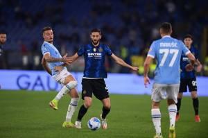 Hasil Liga Italia Lazio vs Inter Milan: I Nerazzurri Terjegal