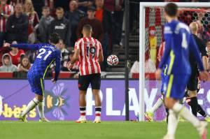Hasil Liga Inggris Brentford vs Chelsea: Chilwell Jadi Penyelamat
