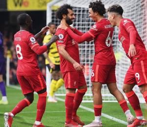 Hasil Pertandingan dan Klasemen Liga Inggris: Liverpool dan Man City Berpesta