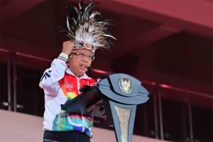 Wapres Maruf Amin Apresiasi Menpora Amali Beri Dukungan Luar Biasa bagi PON XX Papua