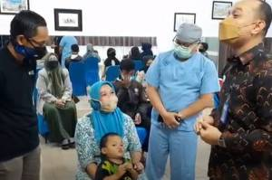 Operasi Bibir Sumbing dari MNC Peduli dan TMC Tasikmalaya Disambut Antusias Warga