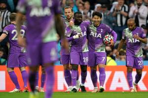 Hasil Liga Inggris, Newcastle vs Tottenham: Lewat Drama 5 Gol, Lilywhites Bawa Pulang Tiga Poin