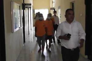Curi 38 Baterai RSUD Natuna, 3 Pelaku Ditangkap di Lokasi Pesta