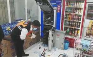 Rp136 Juta di ATM dalam Minimarket di Tasikmalaya Dibobol Pakai Mesin Las