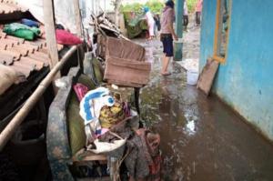 Intensitas Hujan Tinggi, KBB Diterjang Banjir Bandang dan Longsor