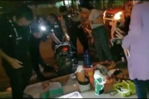 Razia Balap Motor Liar, Polisi Tangkap Pemuda Bawa Narkoba