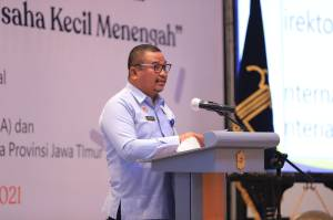 Klinik Kekayaan Intelektual Kemenkumham Jatim Bakal Diterapkan Secara Nasional