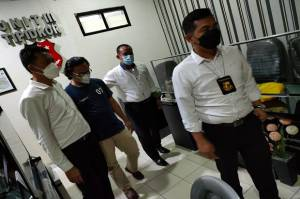 Korupsi Dana Desa, Oknum Kades di Lampung Utara Ditahan Polisi