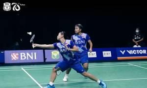 Hasil Denmark Open 2021: Greysia/Apriyani Susah Payah Sikat Ganda Kuat Malaysia