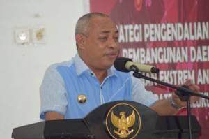 Bupati MBD Hadiri Presentasi Proyek Perubahan Peserta Diklat PIM II