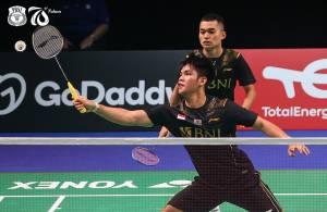 Hasil Denmark Open 2021: Kerja Keras Leo/Daniel Belum Cukup Hadirkan Kemenangan