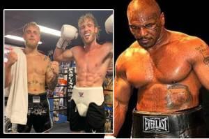 Mike Tyson Sangat Mudah Meng-KO Jake Paul, Tapi ...