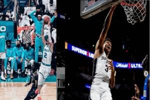 Hasil Lengkap NBA, Kamis (21/10/2021): Pebasket Muda Hornets Guncang Spectrum Center