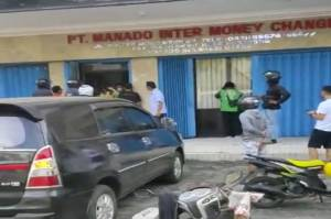 Perampokan Berdarah Gegerkan Manado, Polisi Masih Lakukan Pendalaman