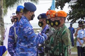 Diresmikan KSAU, Ini Kelebihan 3 Detasemen Paskhas TNI AU dan Skadron 52 Pengawal Natuna