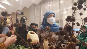 Gubernur Khofifah Ajak Masyarakat Jatim Jihad Melawan Kemiskinan