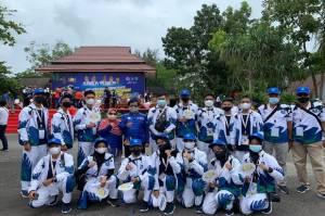 Dibuka Deputi Pemberdayaan Olahraga, Portradnas Belitung 2021 Diikuti 374 Peserta