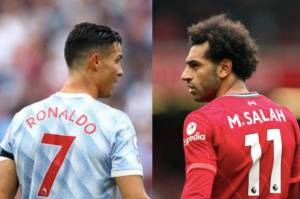 Ronaldo vs Mo Salah, Klopp: Mengapa Harus Membandingkan Pemain Kelas Dunia?