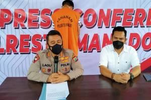 Perampok Money Changer di Manado Diringkus Polisi, Sempat Berpura-pura Tukar Uang Asing