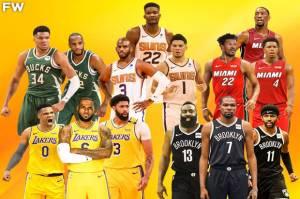 Hasil Pertandingan NBA, Sabtu (23/10/2021): Chris Paul Cetak 20.000 Poin