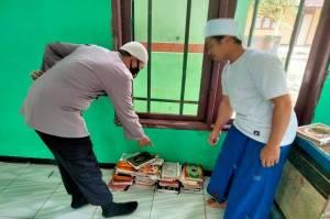 Geger, Pria Berkapak Serang Madrasah dan Masjid saat Acara Maulid Nabi di Sukabumi