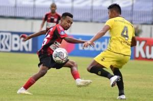 Hasil Liga 1 2021/2022: Tekuk Persipura, Barito Putera Belum Keluar dari Zona Merah