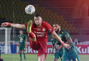 Hasil Liga 1 Persija vs Persebaya: Bajol Ijo Terkam Macan Kemayoran